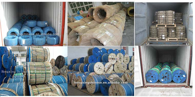 Galvanized Steel Wire & Strand